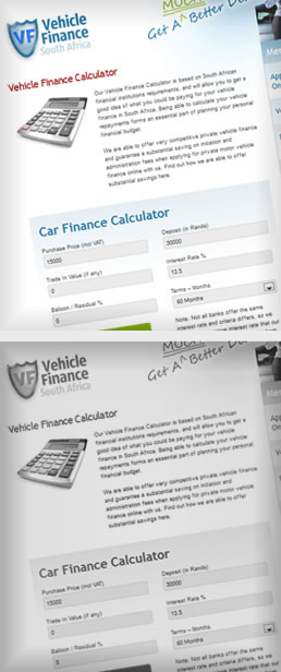 Portfolio - Vehicle Finance South Africa 2